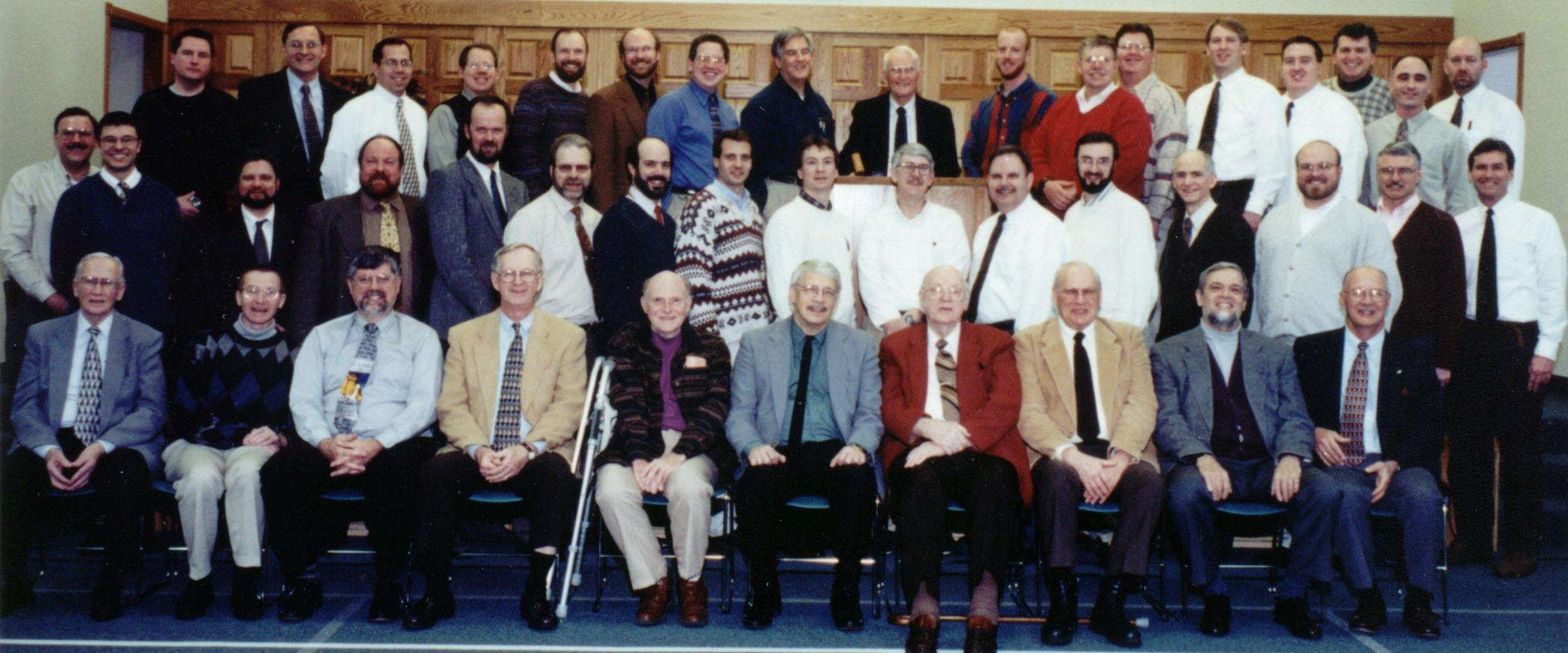Presbytery of Michigan and Ohio, 1-21-2000